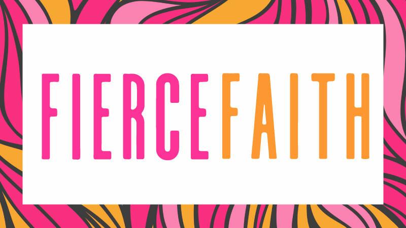 Fierce Faith Women's Event featuring Alli Worthington