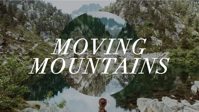 Moving Mountains Series Discovery Group