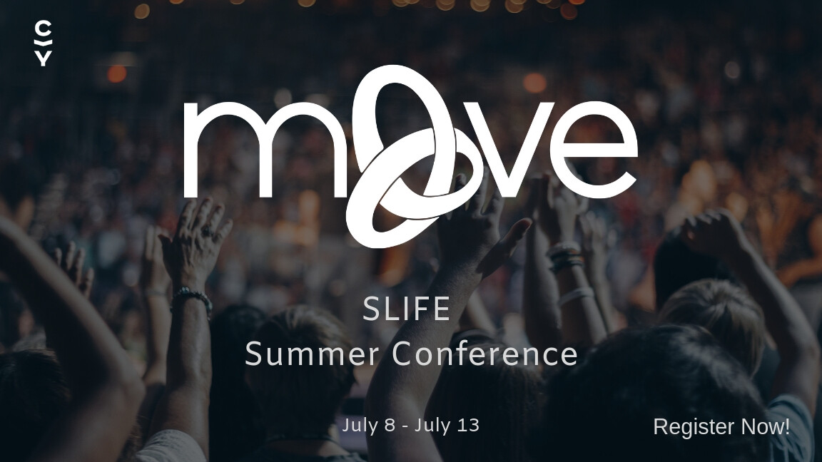 CIY Move Slife Summer Conference 2019