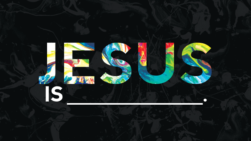 Jesus is Series Discovery Group