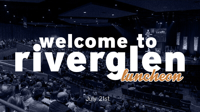Welcome to RiverGlen Luncheon - Pewaukee Campus