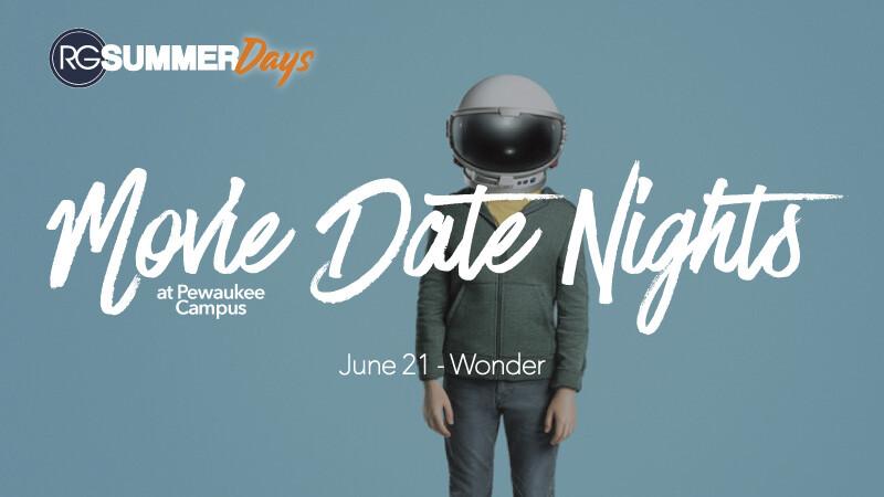 """RG Summer Days Movie Date Night featuring """"Wonder"""""""