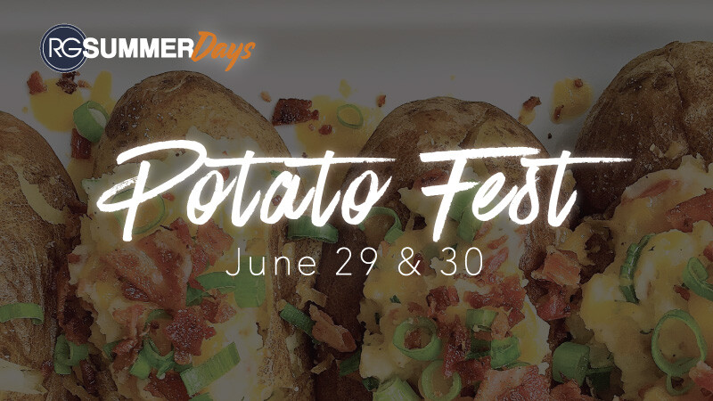 RG Summer Days Potato Fest
