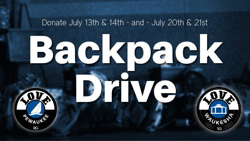 Backpack Drive 2019