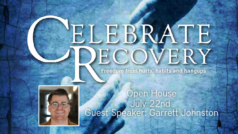 Celebrate Recovery Open House
