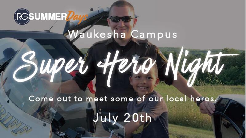 Super Hero Night