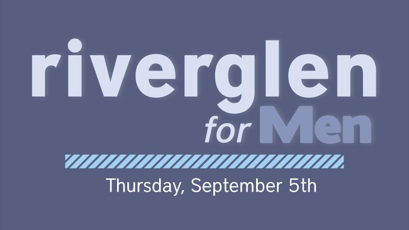 RiverGlen for Men Kick-off Event @ Point Burger Bar