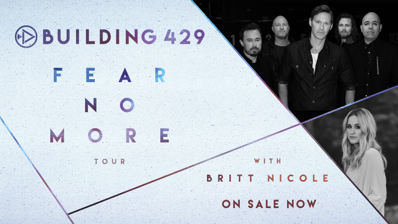 "Building 429 ""Fear No More""  Concert"