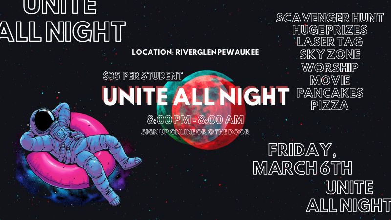 Unite All Night