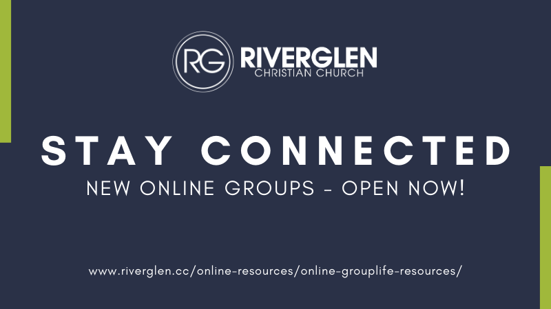 Stay Connected New Online Groups