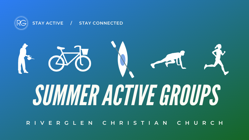 Summer Active Group Signups