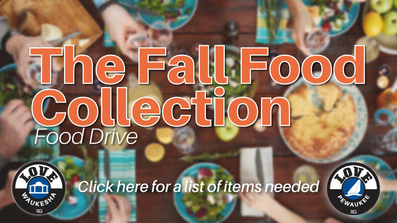The Fall Food Collection