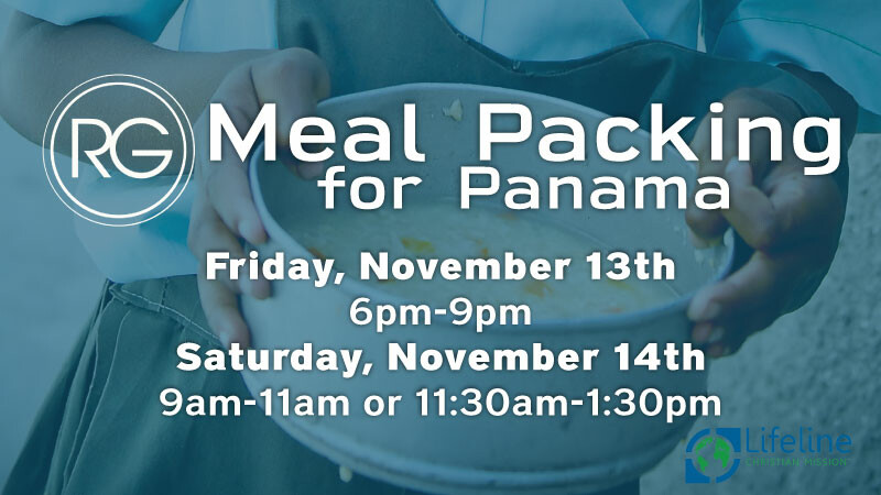Meal Packing Event
