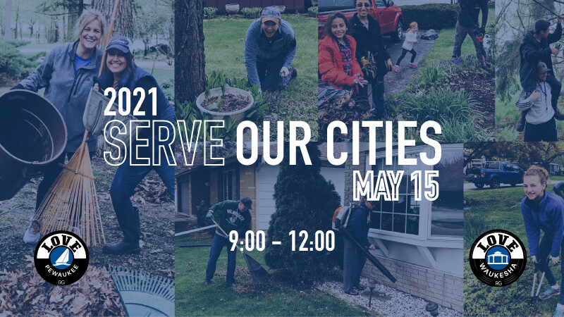 Serve Our Cities May 15th