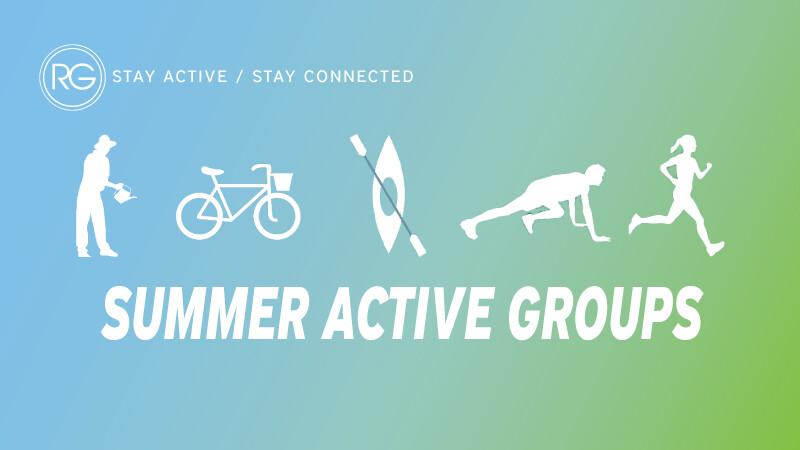 """Summer Active Group """"Meet Up"""""""