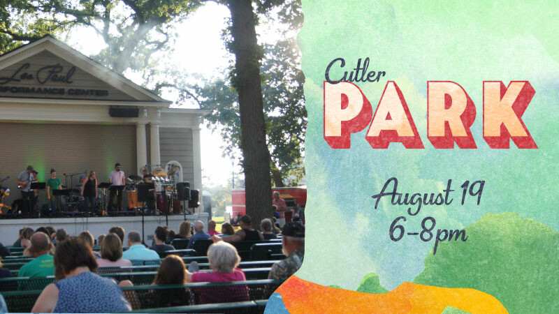 Music on the Lawn at Cutler Park