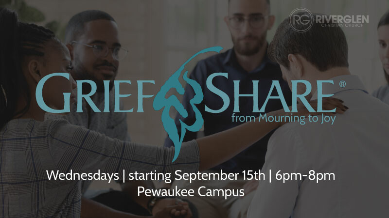 Grief Share Fall Group Kick off