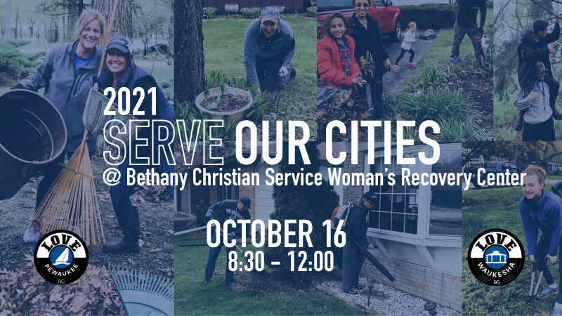 Fall Serve Our Cities 2021